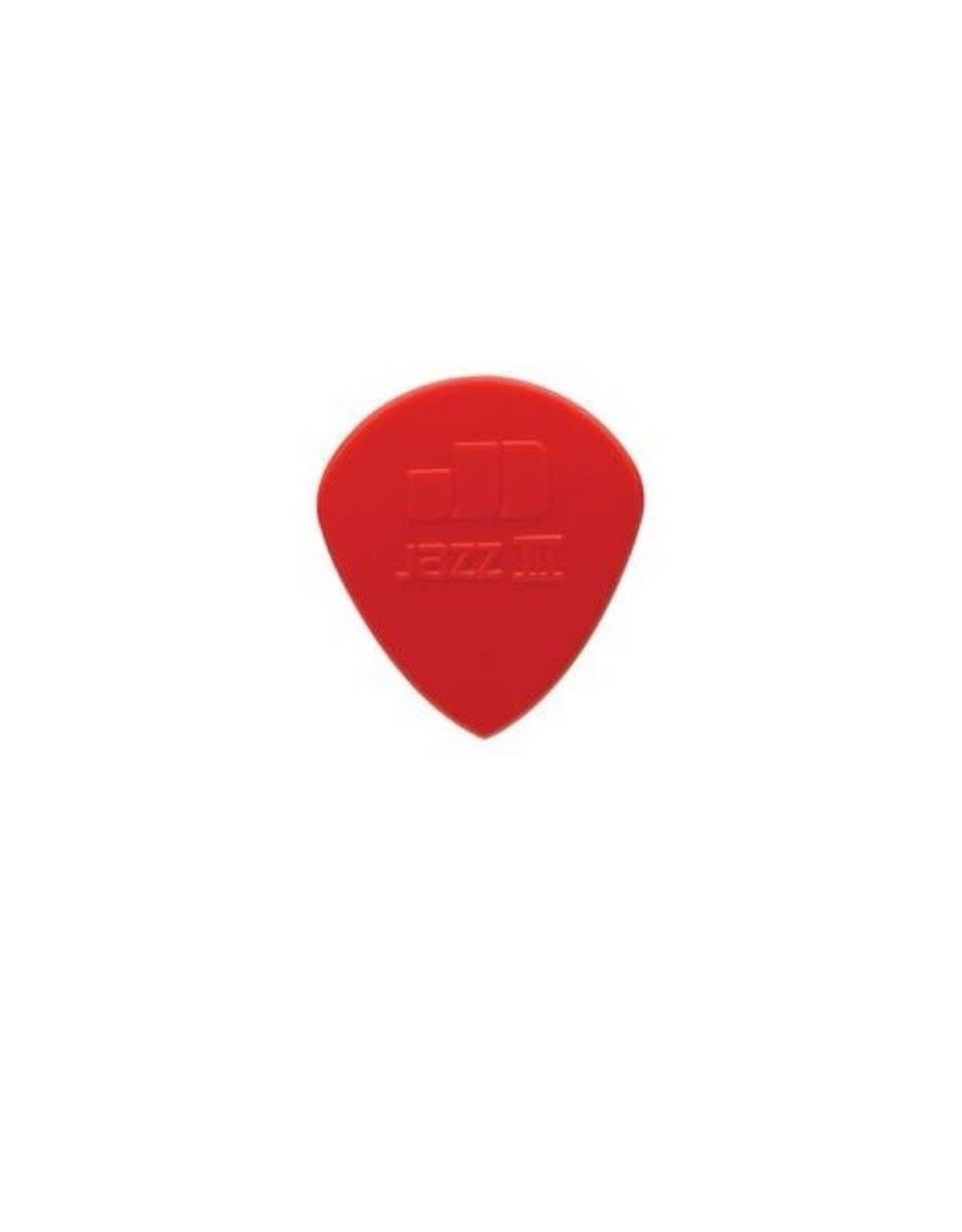 Dunlop plectrum gitaar, jazz III, 1,38 mm