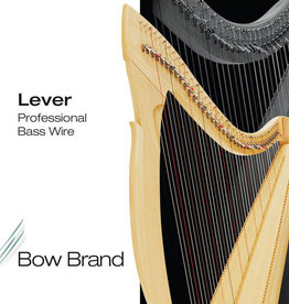BOW BRAND  klep metaal - lever WIRE professional 38/6 do