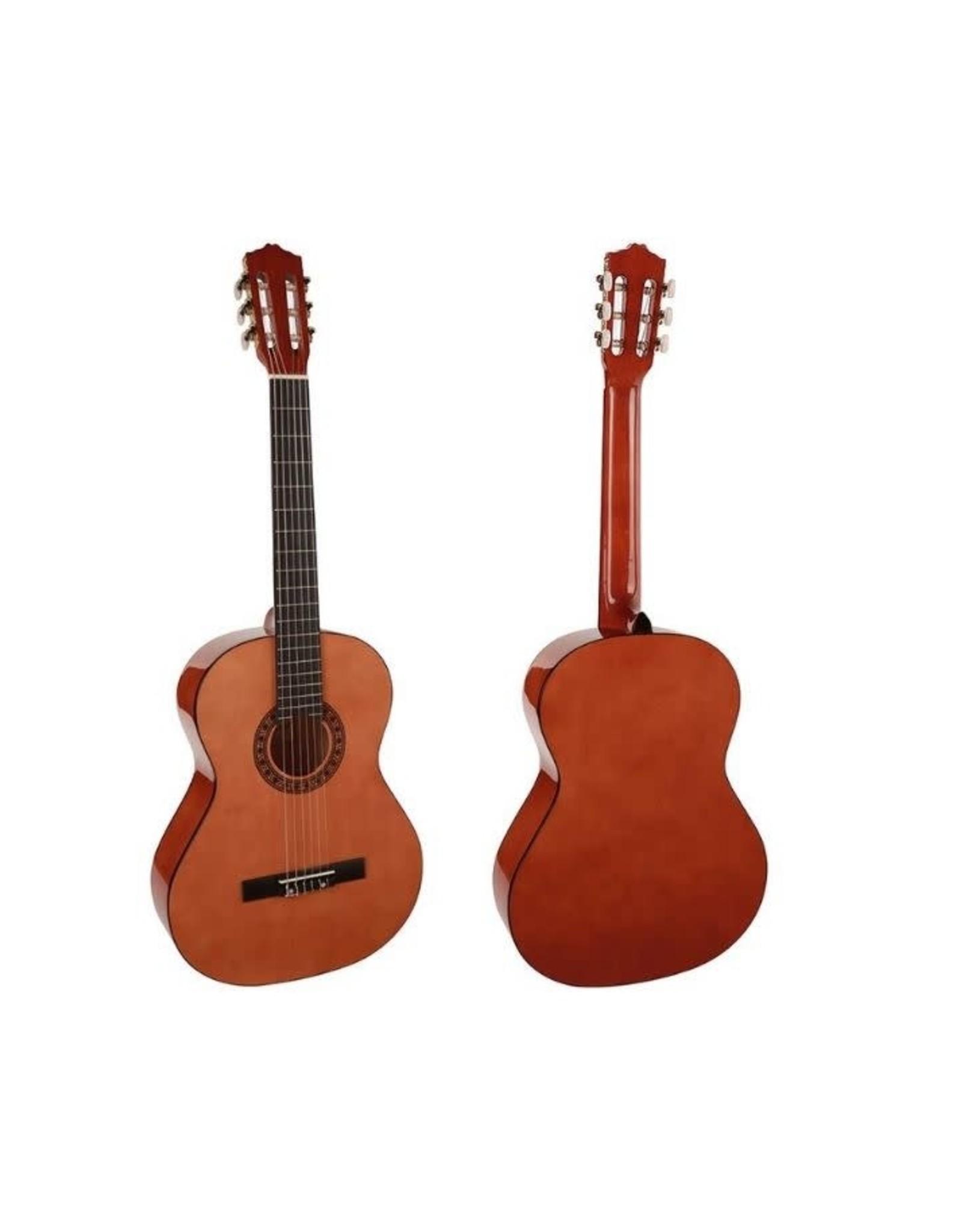 Klassieke gitaar 4/4 lindenhout (basic)