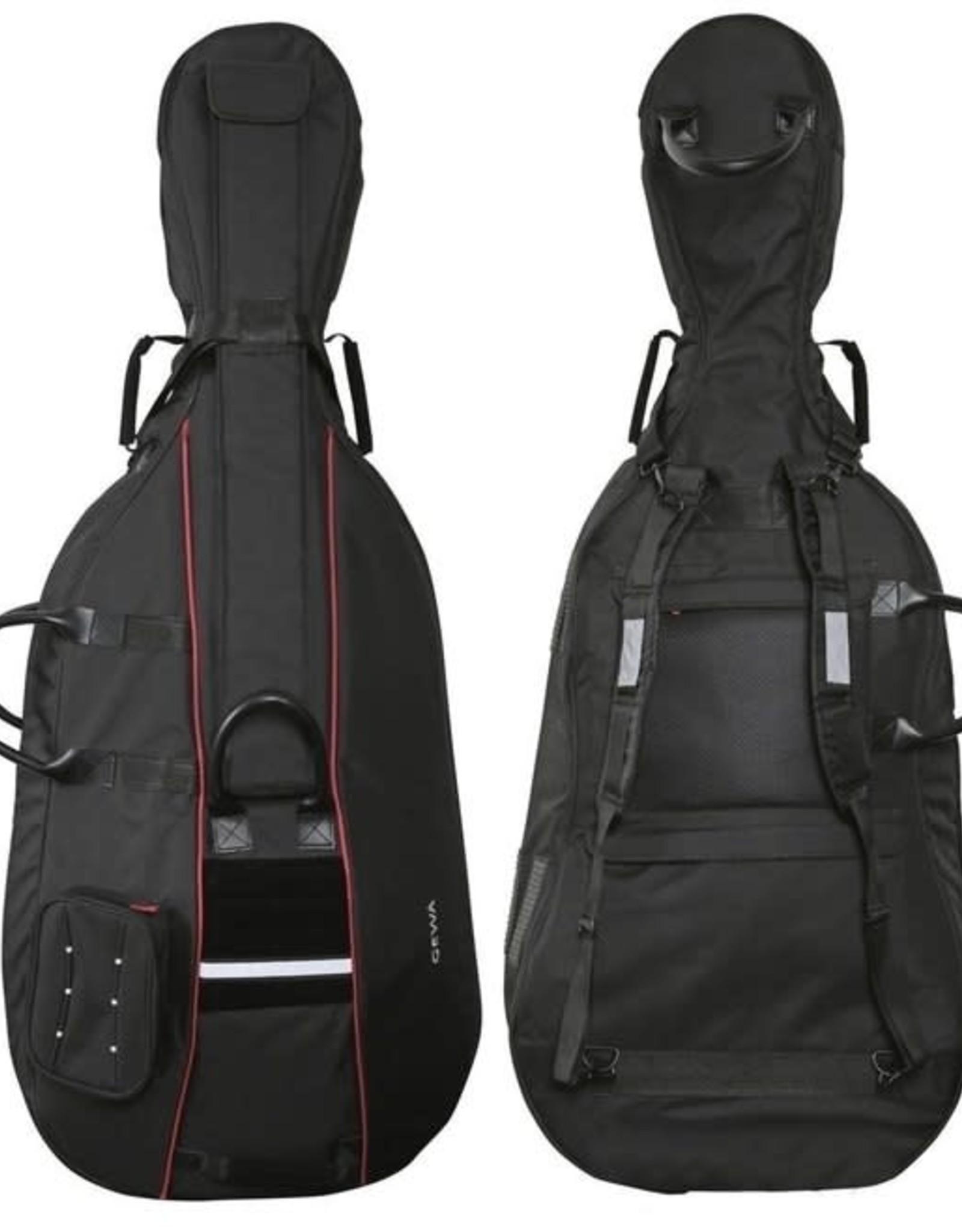 Cellotas,  Gewa Prestige NEW4/4 25mm gevoerd. art 291.500