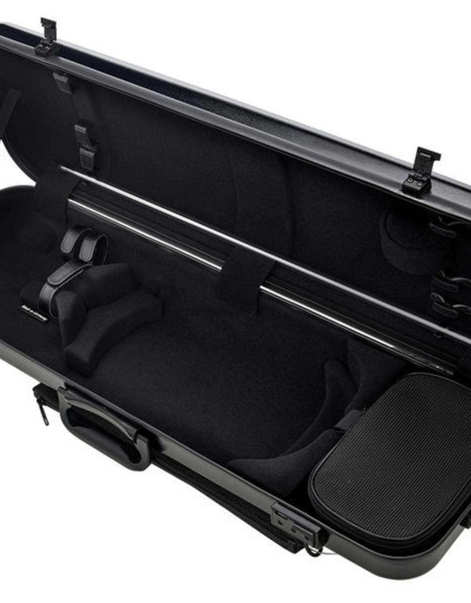 GEWA Air 2.1 Vioolkoffer mat zwart