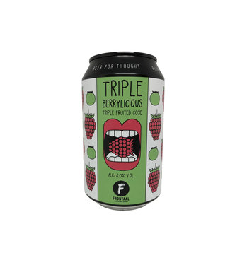 Frontaal Frontaal Triple Berrylicious