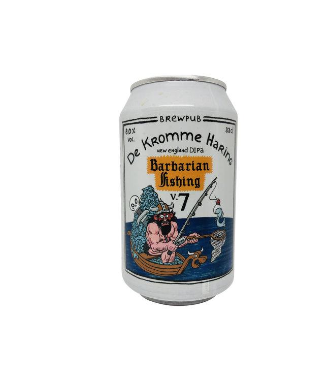 De Kromme Haring De Kromme Haring Barbarian Fishing V8