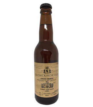 Bronckhorster Bronckhorster BA No.25 - Angus Triple Heaven Hill & Apple Brandy BA