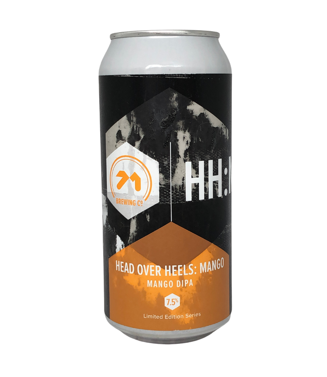 71 Brewing 71 Brewing Head Over Heels: Mango 440ml