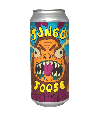 The Brewing Project The Brewing Projekt Jungo Joose Pineapple Strawberry Guava Vanilla 473 ML
