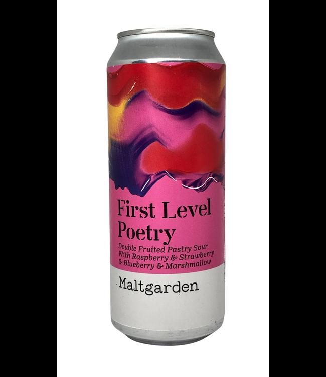 Maltgarden Maltgarden First Level Poetry 500ml