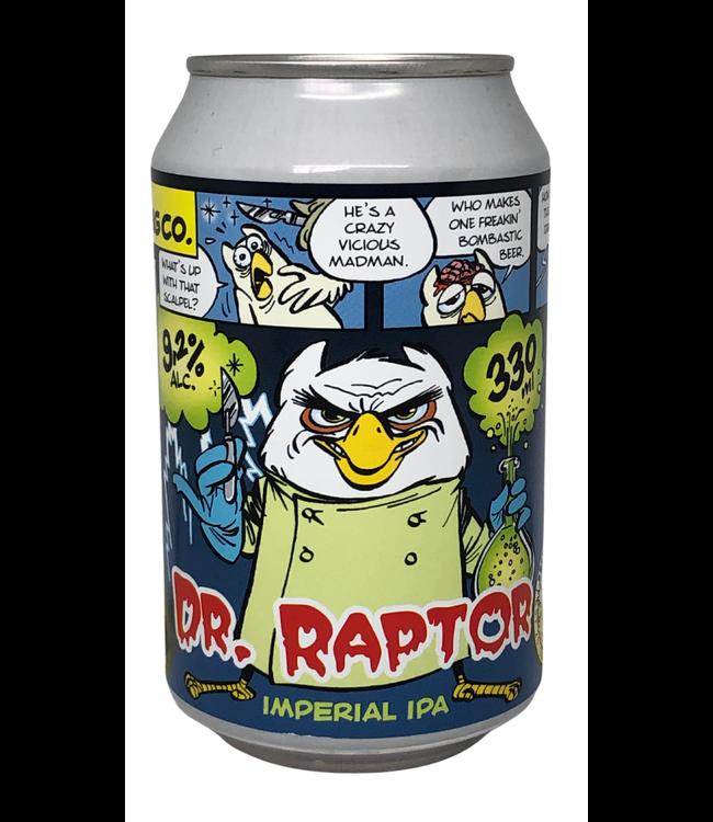 Uiltje Dr. Raptor Can 330ML