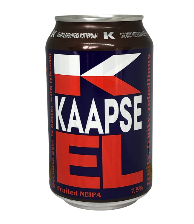 Kaapse Brouwers Kaapse EL 330ml