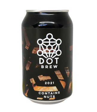 DOT Brew DOT Brew Contains Nuts 330ml