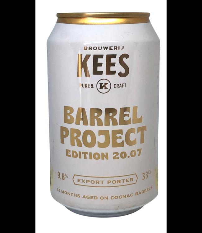 Kees Brouwerij Kees Barrel Project 20.07
