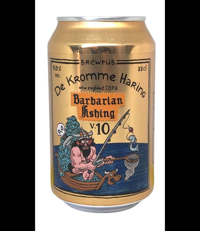 De Kromme Haring De Kromme Haring Barbarian Fishing V10
