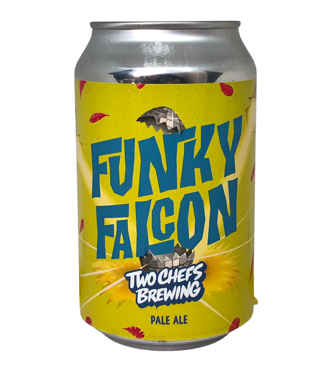 Two Chefs Brewing Two Chefs Funky Falcon blik 330ml