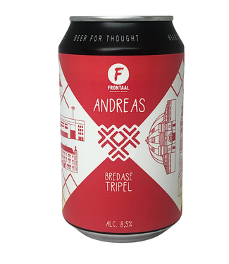 Frontaal Frontaal Andreas 330ml