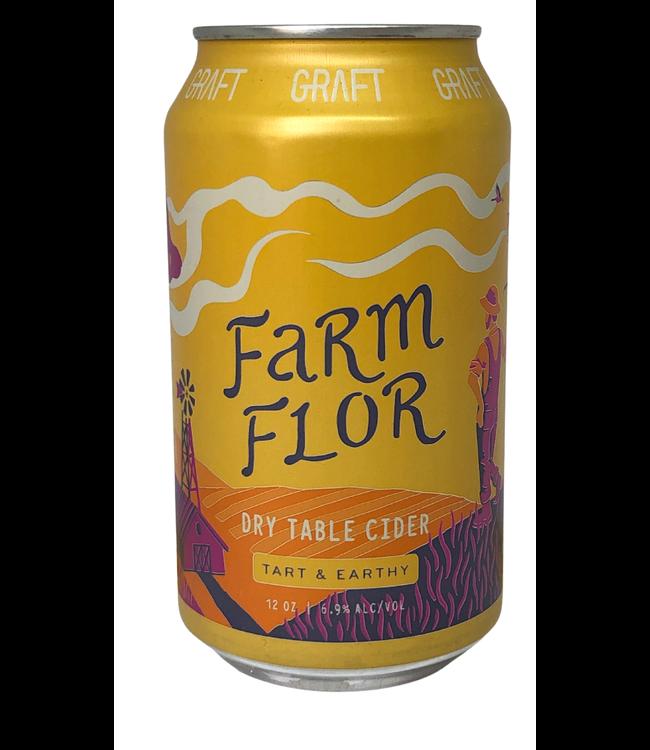 Graft Cider Graft Cider Farm Flor 355ml