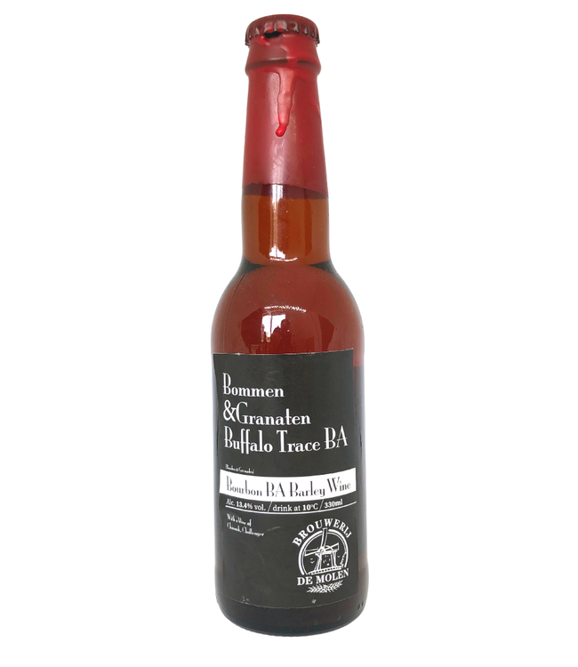 Brouwerij de Molen Brouwerij De Molen Bommen & Granaten Buffalo Trace BA