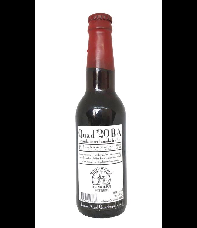 Brouwerij de Molen Brouwerij de Molen Quad '20 BA