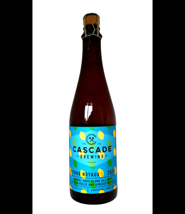 Cascade Brewing Cascade Brewing Citrus Noyaux 2019