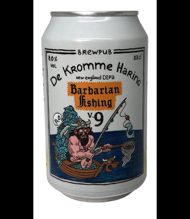 De Kromme Haring Barbarian Fishing V9