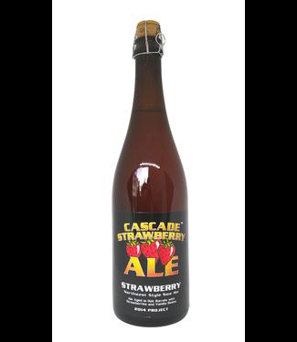 Cascade Brewing Cascade Brewing Strawberry Ale 2014 750ml
