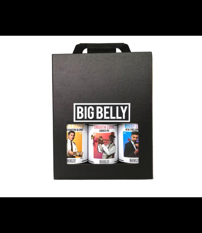 Big Belly Brewing Big Belly Cadeauverpakking 3-Pack