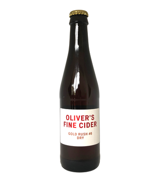 Oliver's Olivers's Fine Cider Gold Rush #8 Dry 330ml
