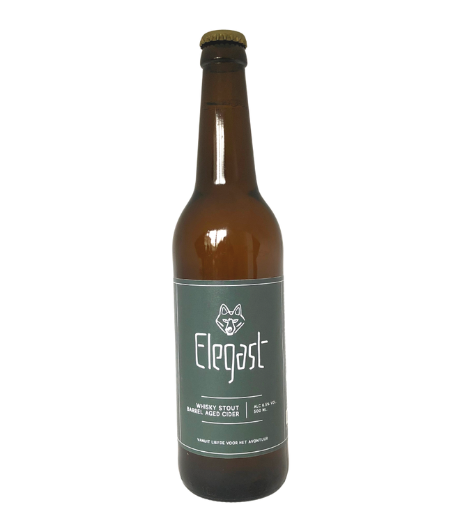 Elegast Elegast Whisky Stout B.A. 500ml