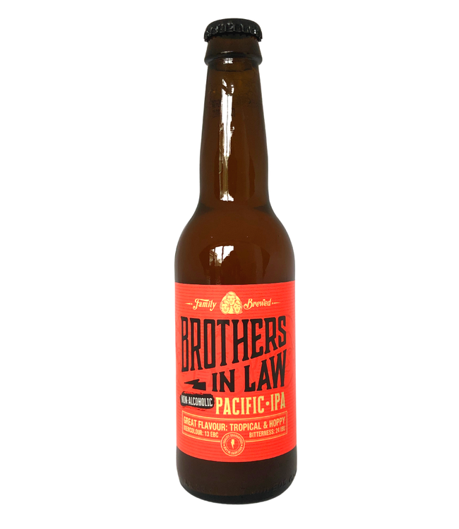 Brothers In Law Brothers In Law Pacific  Ipa 330ml