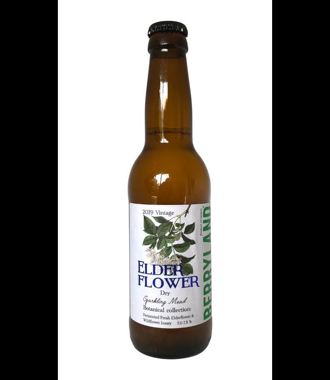 Berryland Berryland Elderflower Mead 330ml