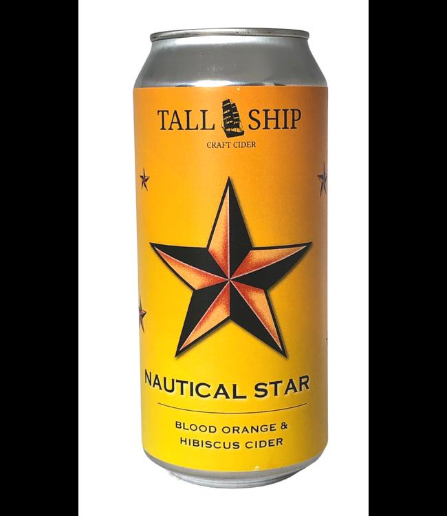 Tall Ship Cider Tall Ship Cider Nautical Star 440ml