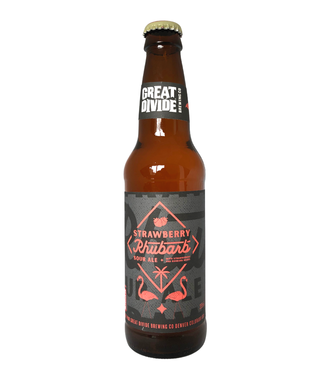 Great Divide Brewing Great Divide Strawberry Rhubarb Sour Ale 355ml