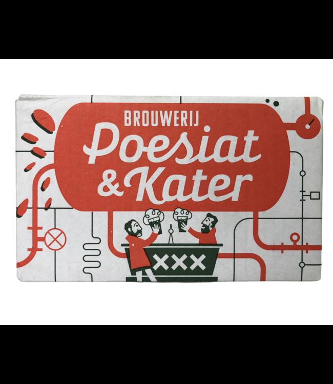 Poesiat & Kater Poesiat & Kater Geschenkverpakking 6-pack