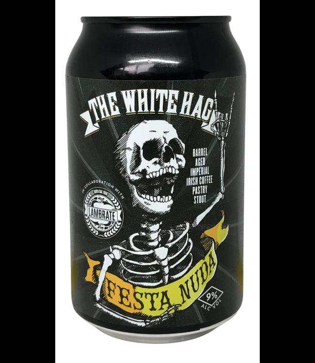The White Hag The White Hag Festa Nuda BA 330ml