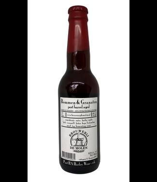 Brouwerij de Molen Brouwerij De Molen Bommen & Granaten Port Barrel Aged