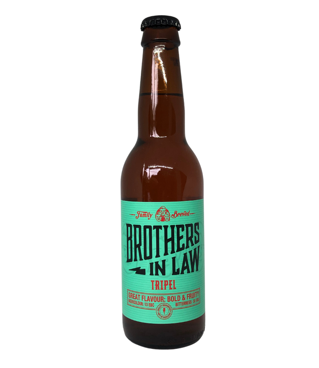 Brothers in law Tripel 330ml
