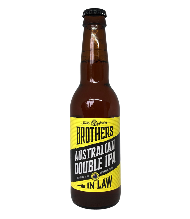 Brothers In Law Brothers In  Law Australian Double Ipa