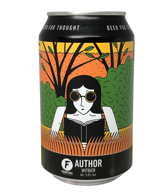 Frontaal Frontaal Author 330ml
