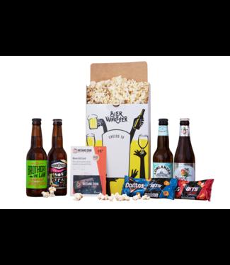 Bierwinkelier Moviepakket Alcoholvrij met MeJane Moviepoints