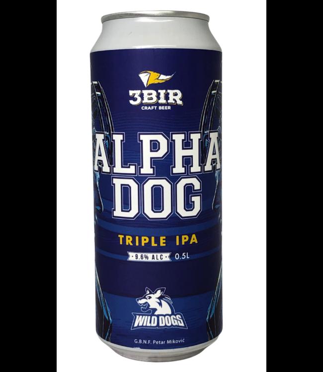 3Bir Craft Beer 3Bir Alpha Dog 500ml