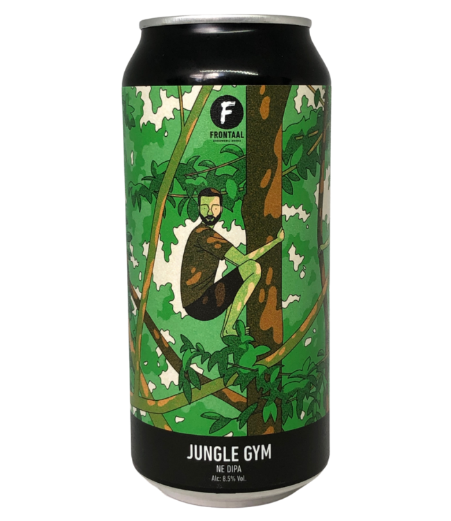 Frontaal Frontaal Jungle Gym 440ml
