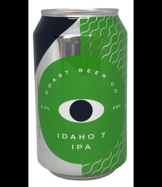 Coast Beer Co Coast Beer Co Idaho 7 Ipa 0.0% 330ml