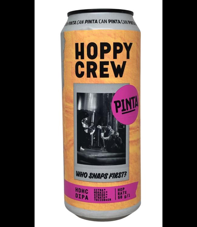 Browar Pinta Pinta Hoppy Crew : Who Snaps First 500ml