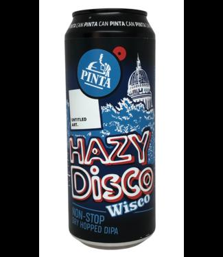 Browar Pinta Pinta Hazy Disco Wisco 500ml