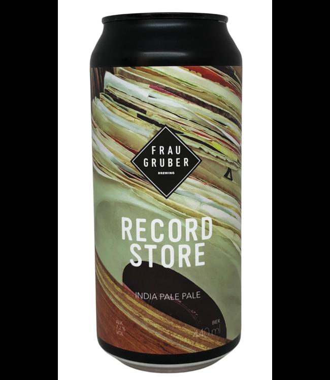Frau Gruber Frau Gruber Record Store 440ml