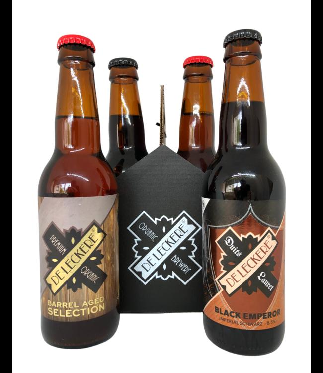 De Leckere De Leckere Dutch Beer Challenge Medaillewinnaars 4-pack