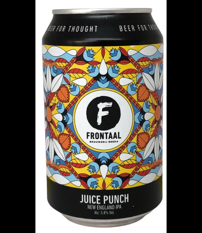 Frontaal Frontaal Juice Punch 330ml