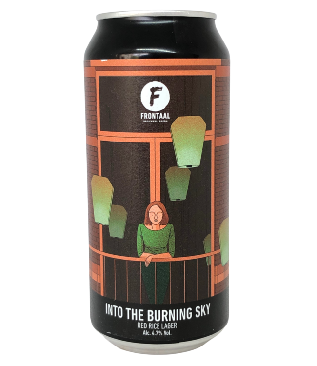 Frontaal Frontaal Into The Burning Sky 440ml