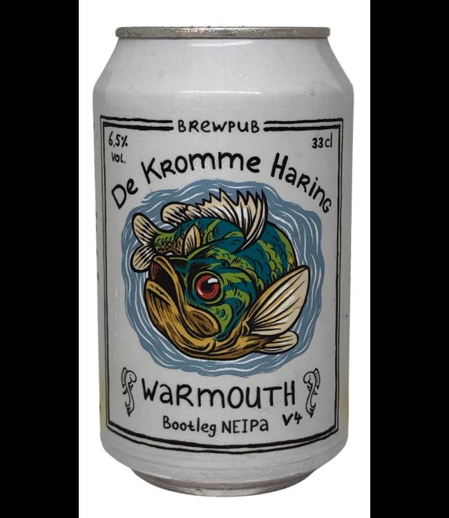 De Kromme Haring De Kromme Haring Warmouth V4 330ml