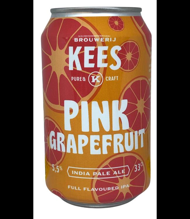 Brouwerij Kees Kees Pink Grapefruit Ipa 330ml