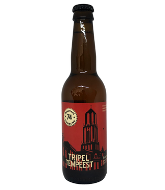 Brouwerij 74 Brouwerij 74 Tripel Tempeest 330ml